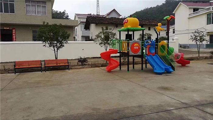 安义县尚礼村休闲广场